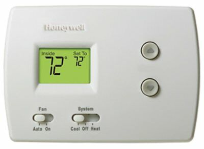 Honeywell TH3110D1008 PRO 3000 Thermostat, 1H/1C