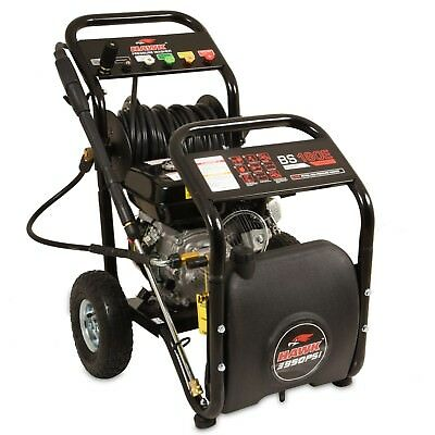 HAWK 210CC 272 BAR 3950psi PETROL COMMERCIAL PRESSURE POWER CLEANER JET WASHER