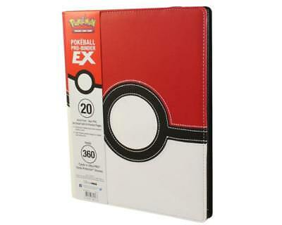 Ultra Pro - 9-Pocket PRO-Binder EX - Pokemon - Pokéball