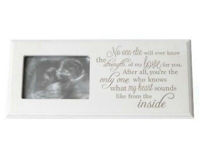 PERSONALISED PHOTO Frame Driftwood Style Wooden New Nan Grandad Baby ...