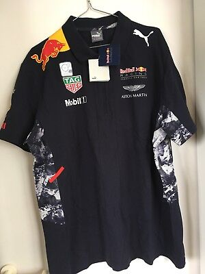 Red Bull Racing Polo/Shirt F1