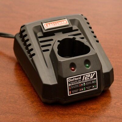 Craftsman NEXTEC 12V DieHard Lithium-Ion 30 Minute Battery Charger FREE SHIPPING
