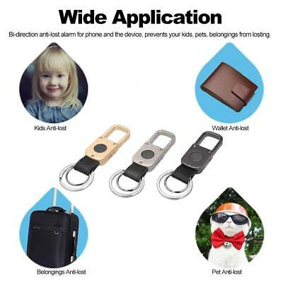 Remote GPS Tracker Car Key Chain Ring Pet Bluetooth Finder App Control Anti Lost