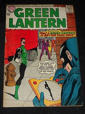 DC Comics Silver Age GREEN LANTERN ISSUE 29 JUNE 1964