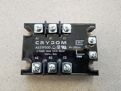 Crydom A53TP50D 3 Phase Solid State Relay