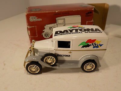 Vintage Die Cast Racing Champions Datona Speedway Ford Model A 00209 NOS MIB