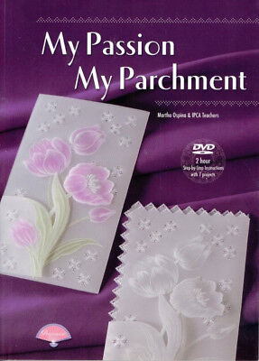 Pergamano Pergament Basteln Muster Buch: My Passion - My Parchment
