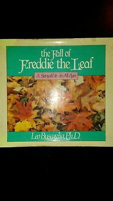 The fall of freddie the leaf summary