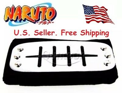 Naruto Pain Akatsuki Anti Pain Village 6Path of Pain Pein Headband Cosplay Anime