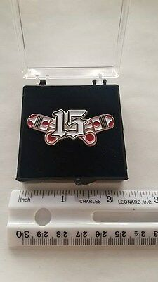 Sylo Pin Crossed Piston 15 Support Your Local Outlaws Mc