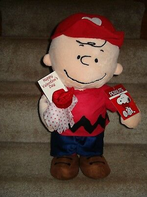 Peanuts Charlie Brown Porch Greeter Approx. 19 inches Tall  New