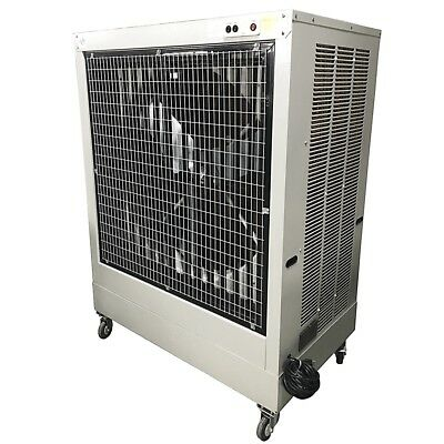 Ningxiang 12353 CFM 2-Speed Evaporative Cooler for 1292 sq. ft.