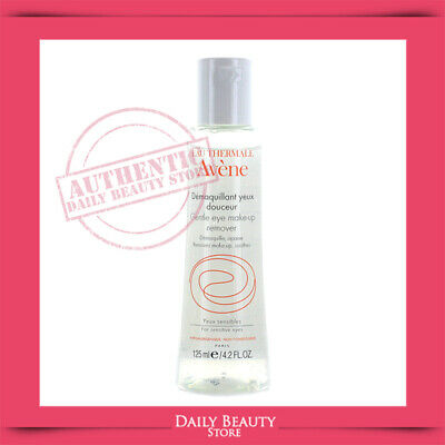 Avene Gentle Eye Make-Up Remover 125ml 4.22oz NEW FAST SHIP