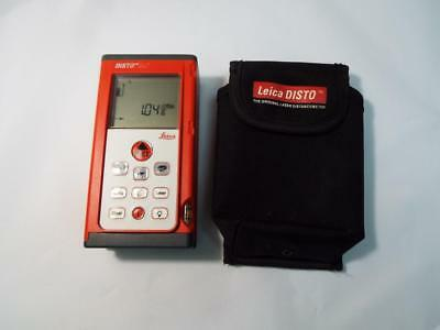 LEICA DISTO Lite 5 Laser Distance Meter Up to 200m With Case No Reserve!!