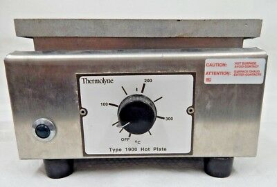 Barnstead Thermolyne (HPA1915B) Type 1900 Laboratory Hot Plate