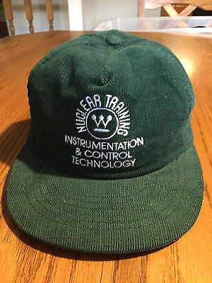 New - Nuclear Training - Instrumentation & Control Technology  Cap Hat