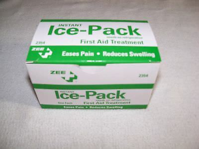 29 Pack Of Zee+ Instant Ice-Pack First Aid Treatments