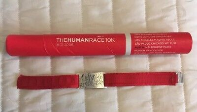The Human Race 8/31/08 10K Nike Braclet Collectable New In Tube Fast Shipping