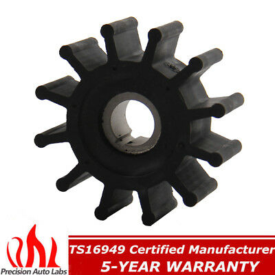 12 Blade Impeller For Sherwood 10077K M-5 Onan 132-0375 Westerbeke 11764 33100