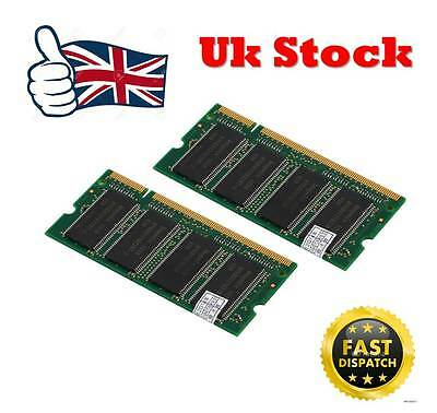 1GB 1x1GB Memory RAM Upgrade for the Compaq HP Business Notebook nx7010 nx9020