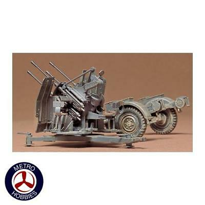 Tamiya 1/35 German 20mm Flakvierling T35091 Brand New