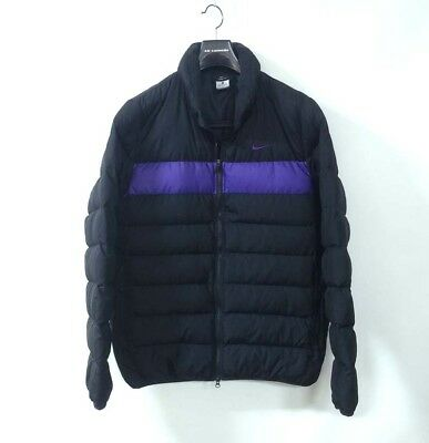 [Nike] 100% Auth Vtg Men's Goose Down Insulate Puffer Jacket Size Xl