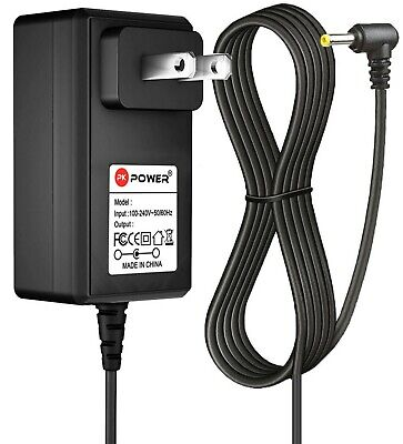 PKPOWER 9V 2A AC Adapter Charger for Philips Portable DVD Player PD9000 37 98