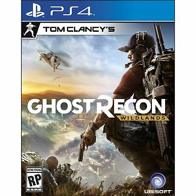 NEW PS4 Tom Clancy's Ghost Recon Wildlands English & Chines Subs with DLC Asia