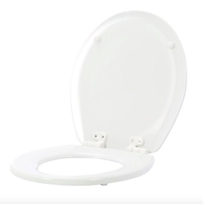 Miraculous Bemis Slow Soft Close Hinge Round Closed Front Toilet Seat Pdpeps Interior Chair Design Pdpepsorg