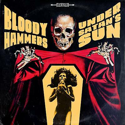 Bloody Hammers - Under Satan's Sun LP #G86573