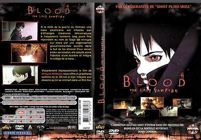 DVD Blood The Last Vampire | Anime | Manga | Lemaus