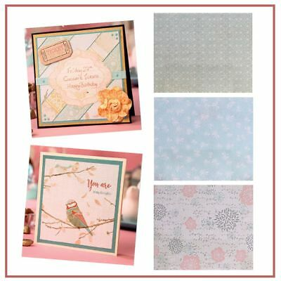 Printed Scrapbooking Pad Photo Album Retro Background Paper Paper Card