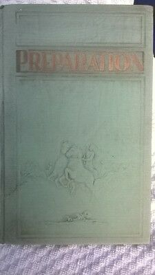 PREPARATION JEHOVAH'S WITNESS 1st. edition 1933
