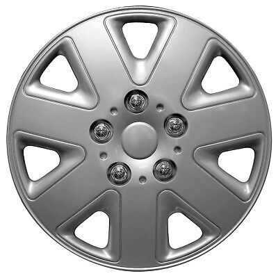 Streetwize SWUX37 16 Lightning Premium Boxed  Wheel Cover Set Also Suitable for Light Commercial Vehicles