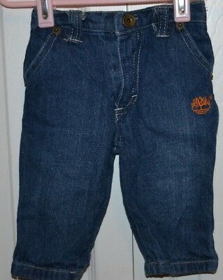 Timbaland Jeans w/ Elastic Waist - Boys 6-9 Months