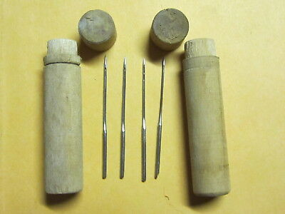 Weed FF & Domestic Notched Top 1x4  Sewing Machine Needles