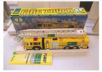 Feuerwehr US Tower Ladder Fire Truck,1/35 scale, BP Collection 1996,in Box