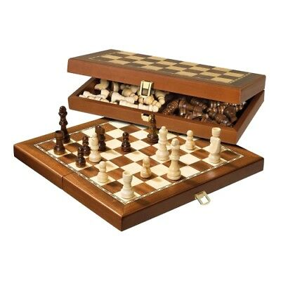 Chess - Travel Chess - Magnetic - Standard - Width Ca. 30 Cm