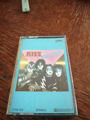 KISS - Killers MC Tape RAR