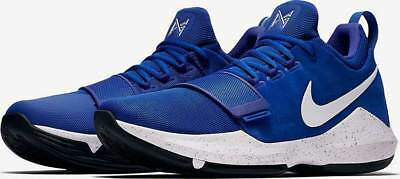wholesale dealer e1fc9 67db1 LOW PRICE!! Nike PG 1 Game Royal Blue White Black Sizes 8-13 878627 400