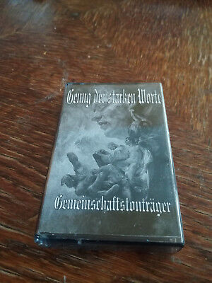 Sampler MC Demo Tape Black Metal Vinterricket t.t.Frost Totenreich Sadorass