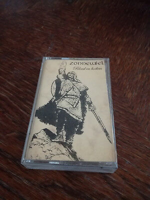 Zonnewiel MC Demo Tape Black Metal Pagan Metal