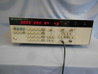 Agilent Hp 5335A Universal Freq. Counter Timer Tested Used Working Condition!