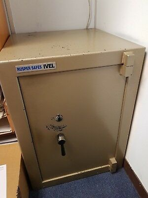 Large Steel Safe Heavy Duty with key