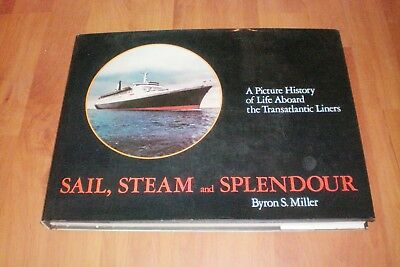 """""""Sail, Steam and Splendour - A Picture History of Life Aboard..."""" - super Buch!"""
