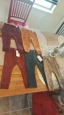 kids clothing/boys legging trousers ZARA good condition barely used