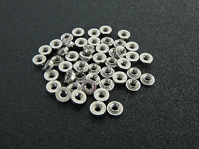 Pem #6-32 Stainless Self Clinching Nuts  CLS-632-2 , 50pcs.