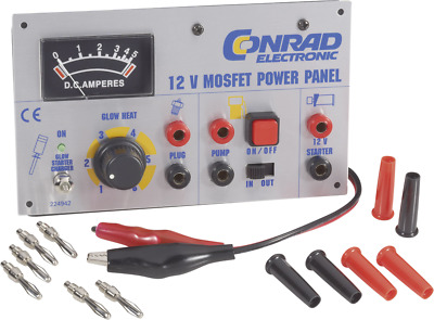 Reely 12V MOSFET Power Panel