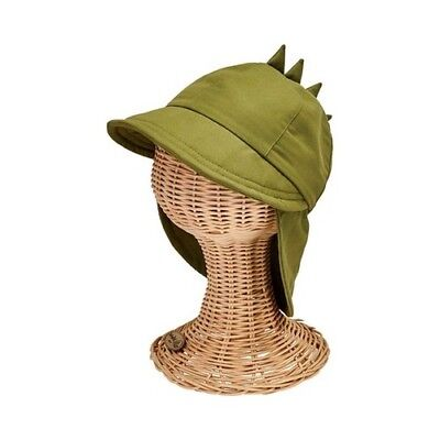 San Diego Hat Company Infant Boys'   Dino Trapper Hat CTK4214 Olive Size M