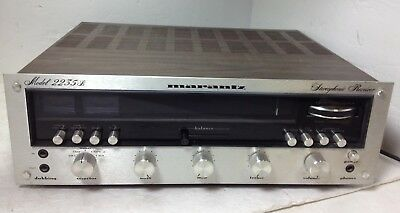 Marantz 2235B AM-FM Stereophonic Receiver AS-IS FOR PARTS OR REPAIR